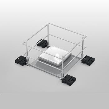 dani alu barrial rooflights securisation. Black Bedroom Furniture Sets. Home Design Ideas