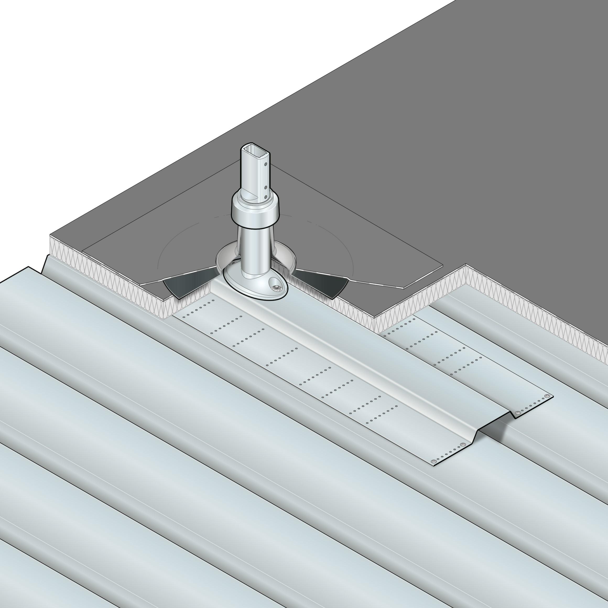 fixation bac acier toiture simple fixation bac acier toiture with fixation bac acier toiture. Black Bedroom Furniture Sets. Home Design Ideas