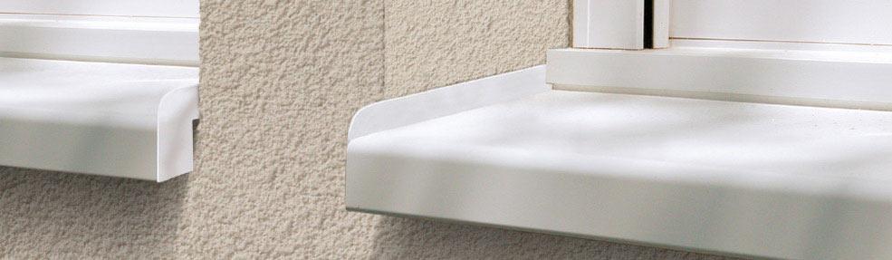 dani alu prot genet bavette appui de fen tre aluminium sur mesure laqu. Black Bedroom Furniture Sets. Home Design Ideas