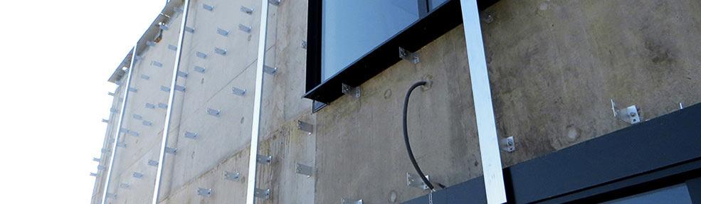 dani alu iteal grid cladding for ewis facades. Black Bedroom Furniture Sets. Home Design Ideas